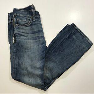 BKE The Buckle Fulton Bootcut Blue Jeans 31x30